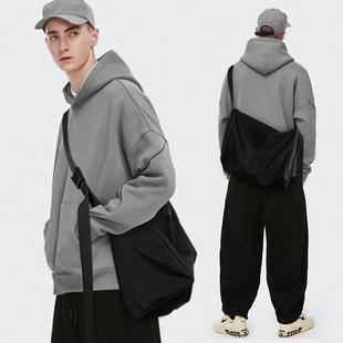 VELOUR сумка мужской прилив бренд большой потенциал движение фитнес пакет японский случайный сумку рюкзак сумка женский