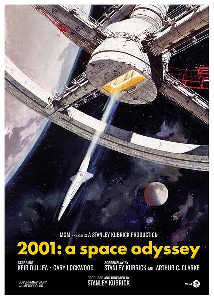 太空漫游  2001. HD1080P 迅雷下载