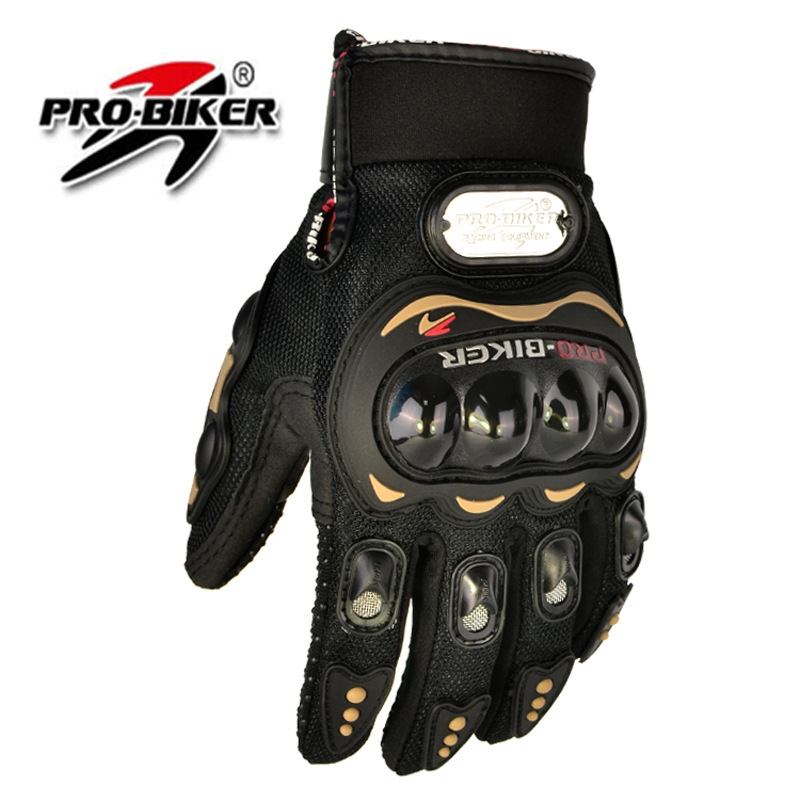 PRO-BIKER motorcycle riding gloves summer Knight Mot 0.4KG