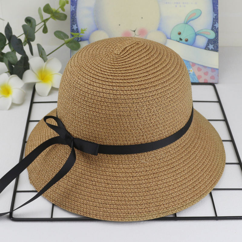 Linen fisherman hat for children (head circumference 50-54cm)