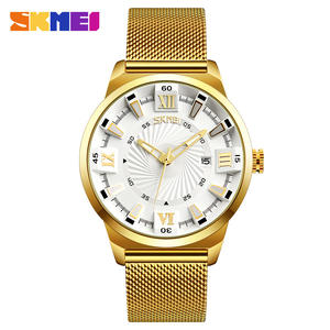 Quality watch male king automatic mechanical watch male seagull table Shanghai luminous calendar gold-plated waterproof quartz watch male