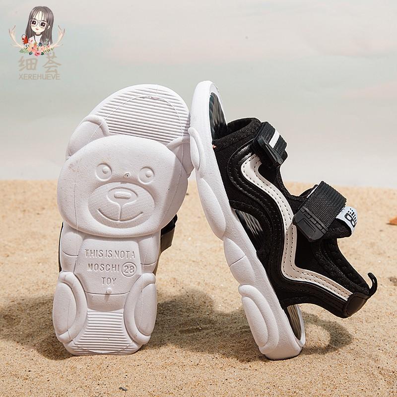 【小红书爆款】小熊底儿童凉鞋