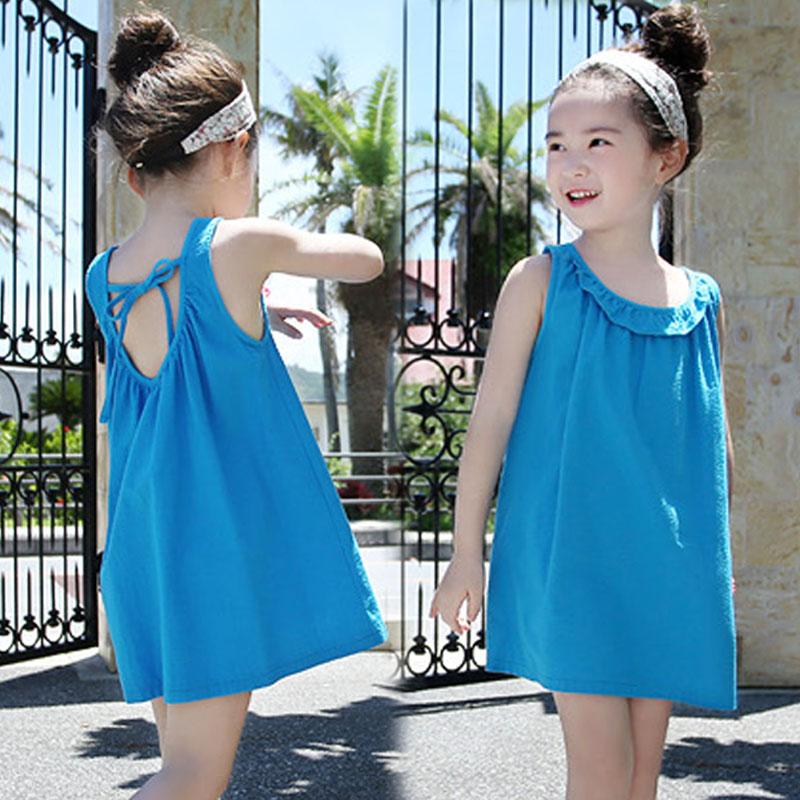 Голубой (платье)