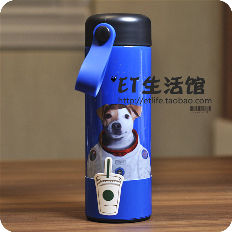 fda913a8efb7 USD 81.09  Starbucks cup 2018 New Year Dog Cup pets rock detective ...