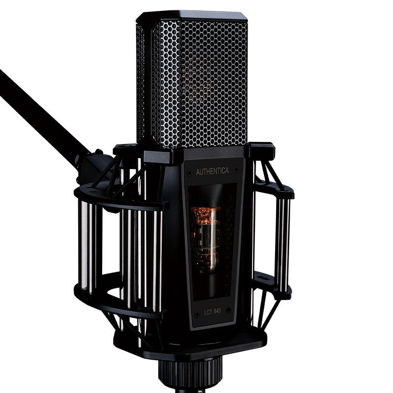 LEWITT-萊維特 LCT 840電子管直播麥克風專業錄音棚設備套裝主播配音話筒外置聲卡全套大振膜電容麥克風