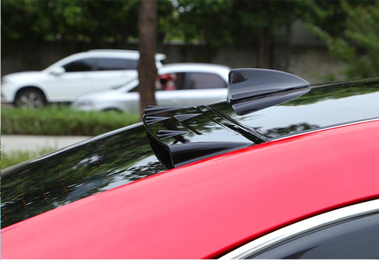 Cánh lướt gió sau xe Mazda 6 2014 - 2020 - ảnh 12