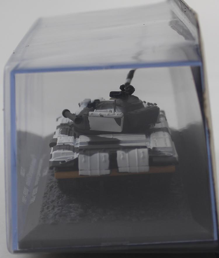 Модель военной техники Ixo  1/72 T-72M1