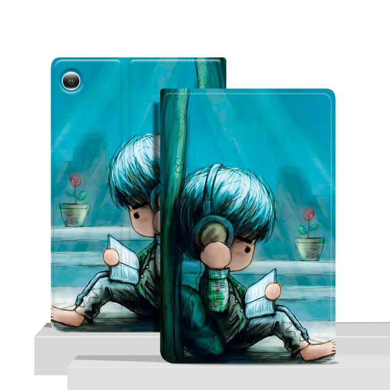 联想小新pad pro11.5英寸�|保护套M10plus平板M8 TB-X606F电脑10.3X605FC x504f壳8705FN 10.1 X103F软壳8505