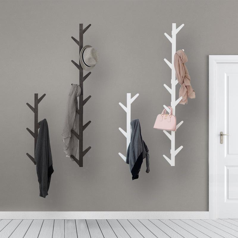 Декоративный крючок Скандинавский минималистский современный творческий вход гостиная спальня вешалка настенный шкаф американский стиль Японский стены крюк