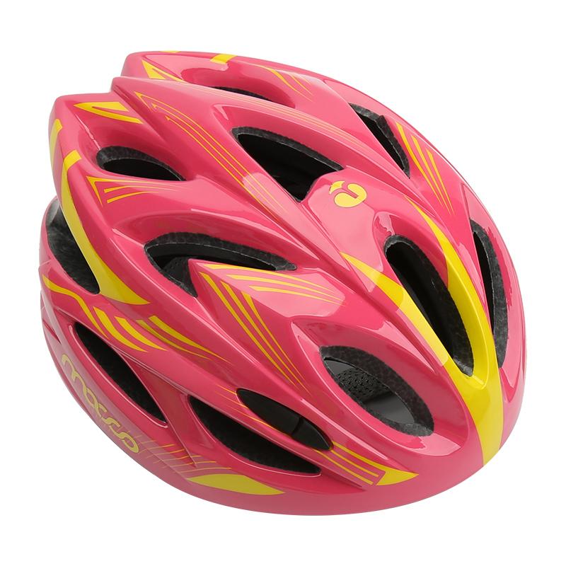 米高K8儿童轮滑头盔男孩骑行防摔平衡车自行车滑板可调宝宝安全帽