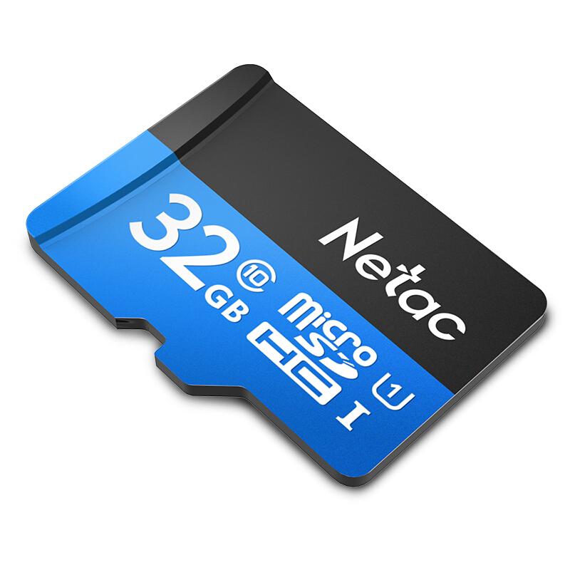 朗科32g手机内存sd卡class10高速98M 行车记录议Micro储存tf卡 FAT32格式 通用型家用监控摄像头TF内存储卡