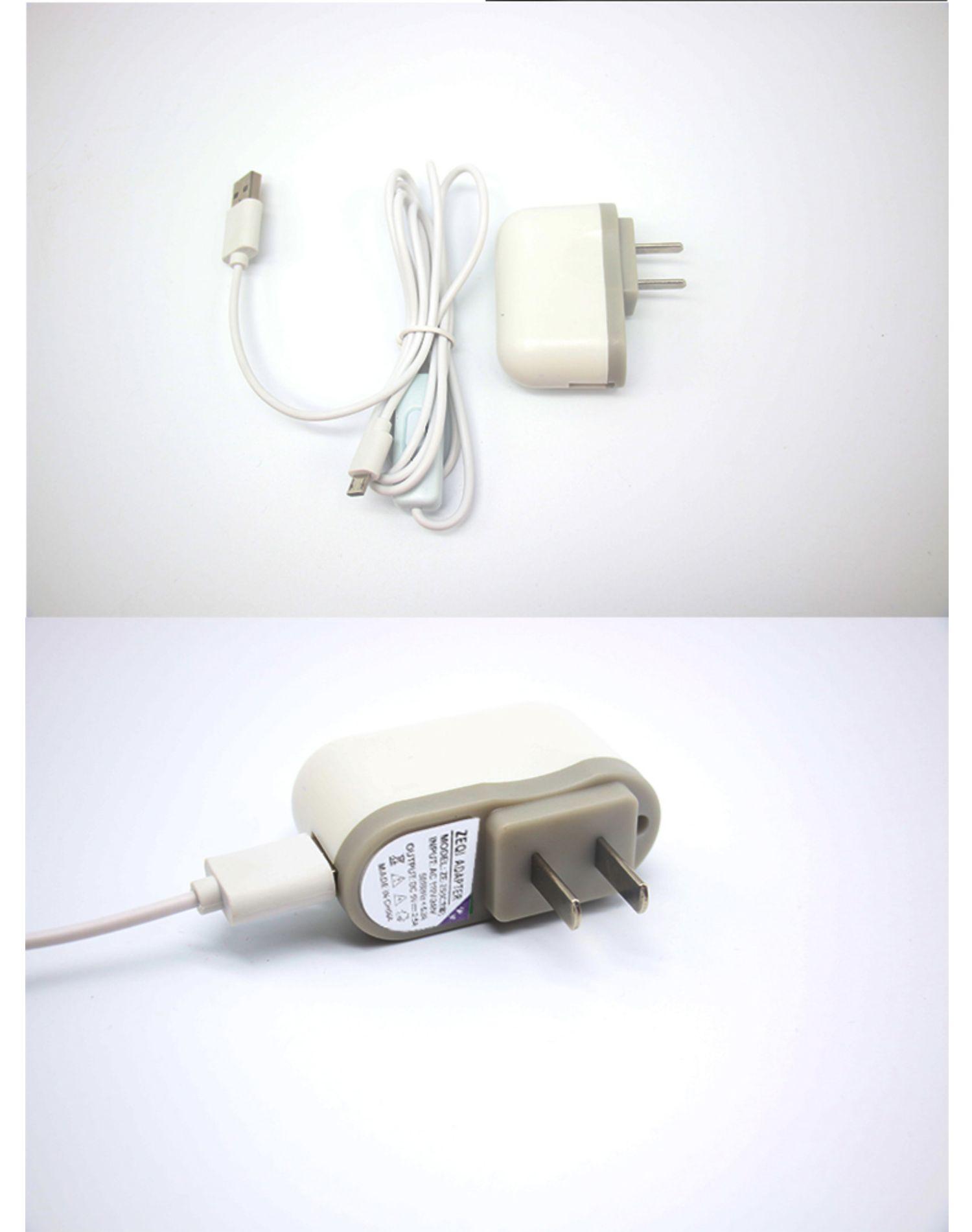 创乐博树莓派3b+配件电源适配器+开关电源线3代B型配件 5V2.5A商品详情图