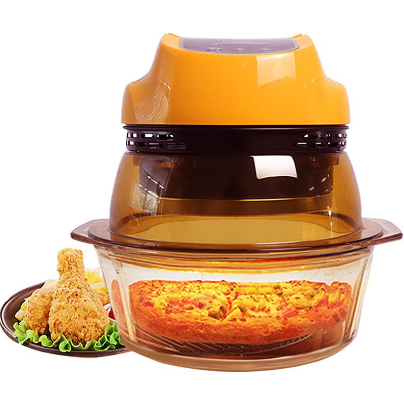康寧空氣炸鍋家用無油電炸鍋光波爐旋風爐全自動多功能炸薯條