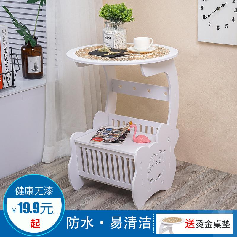 Тумбочка поколение Простая кровать для прикроватных тумбочек с круглым столом спец. предложение в 50 Yuan бесплатная доставка по китаю
