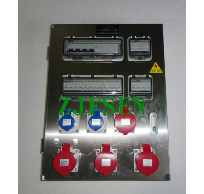 Электроника Установленная поверхность металлическая розетка коробка из нержавеющей стали ремонт питания коробка распределительная коробка, внешний коробка управления, коробка переключателя водонепроницаемый кнопка