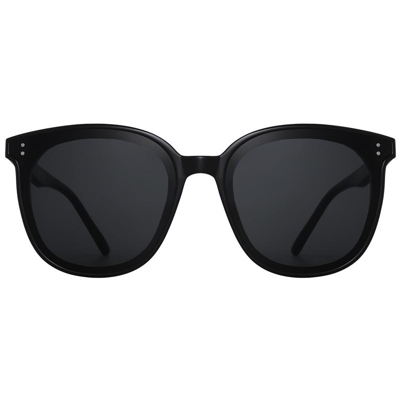 GM墨镜太阳镜女2021年新款潮男防紫外线开车专用网红眼镜大脸显瘦