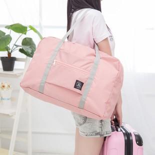 行李箱旅行拉杆包袋可飞机男女商务手提大容量旅游包折叠带轮子