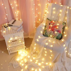星星灯饰网红少女房间改造用品女生卧室装饰小彩灯闪灯串灯满天星