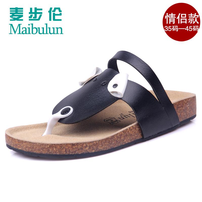 899c3e339bb6 Mai bu Lun clip feet soft wood slippers couple sandals non-slip sandals  sponge shoes · Zoom · lightbox moreview · lightbox moreview · lightbox  moreview ...
