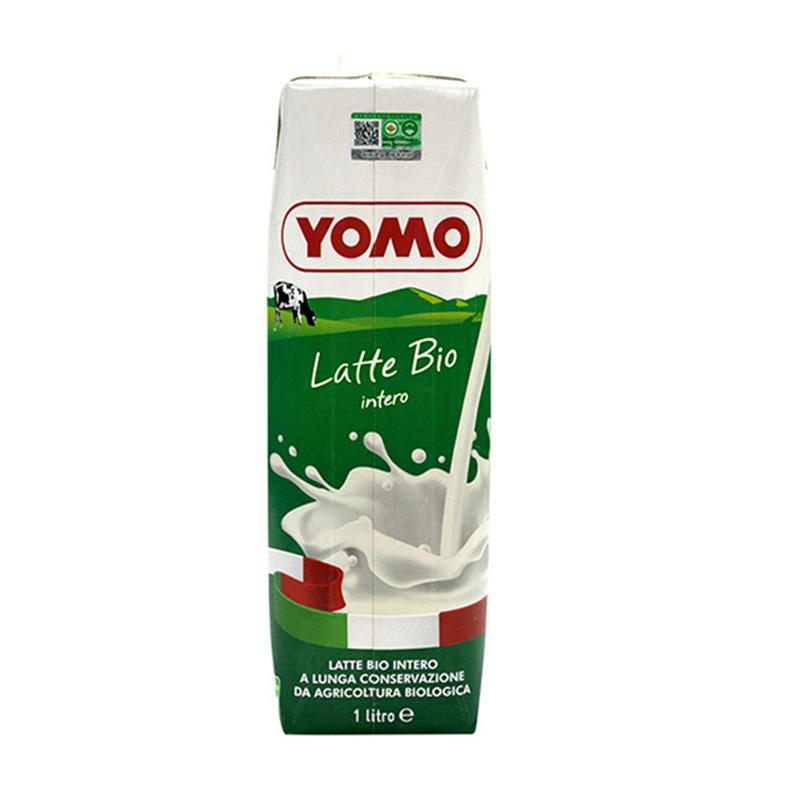 YOMO 意大利部分脱脂200ML*6 高钙早餐儿童孕妇老人牛奶 5.30到期_天猫超市优惠券