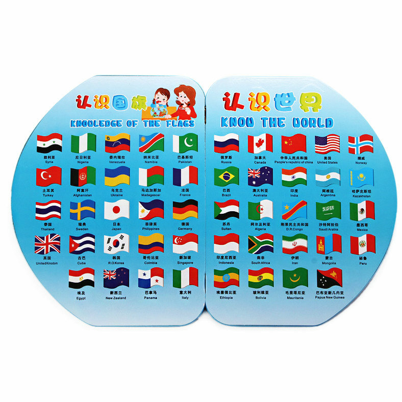 Flags world map toy 3 6 years old baby early teach children puzzle applicable age 2 years old 3 years old 4 years old 5 years old gumiabroncs Image collections