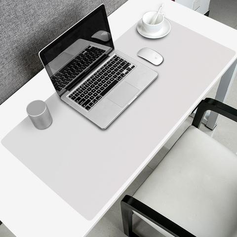 鼠标垫办公桌垫超大笔记本电脑垫大号游戏键盘垫皮垫子书桌垫写字台垫学习写字垫防水可爱女生桌面可定制加厚