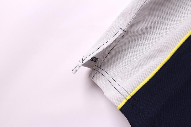 2018 mùa hè ngắn tay T-Shirt nam ve áo hit màu lỏng thoải mái thở thời trang polo áo sơ mi mặc giản dị shop bán áo thun nam có cổ