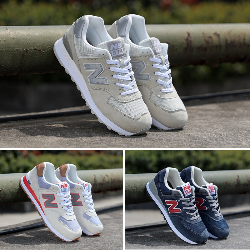 New Bailun Sports Shoes Co., Ltd. N Flagship Shop Official Genuine NB574 Men's and Women's Shoes New Running Shoes Tide