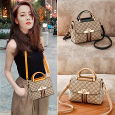 Bag female 2019 autumn and winter new wave fashion ladies Messenger bag wild ins handbags popular shoulder bag