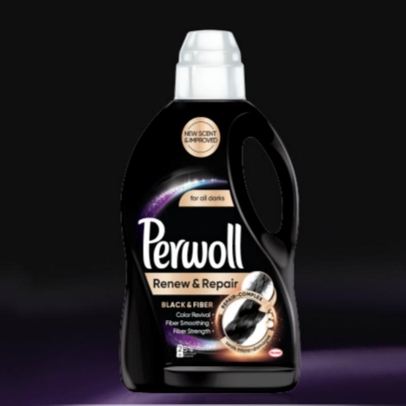 Perwoll绮纺深色衣物专用洗衣液牛仔裤护色固色家用洗涤剂3款任选