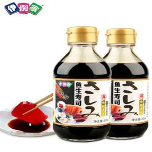 伊例家鱼生寿司酱油200ml*2