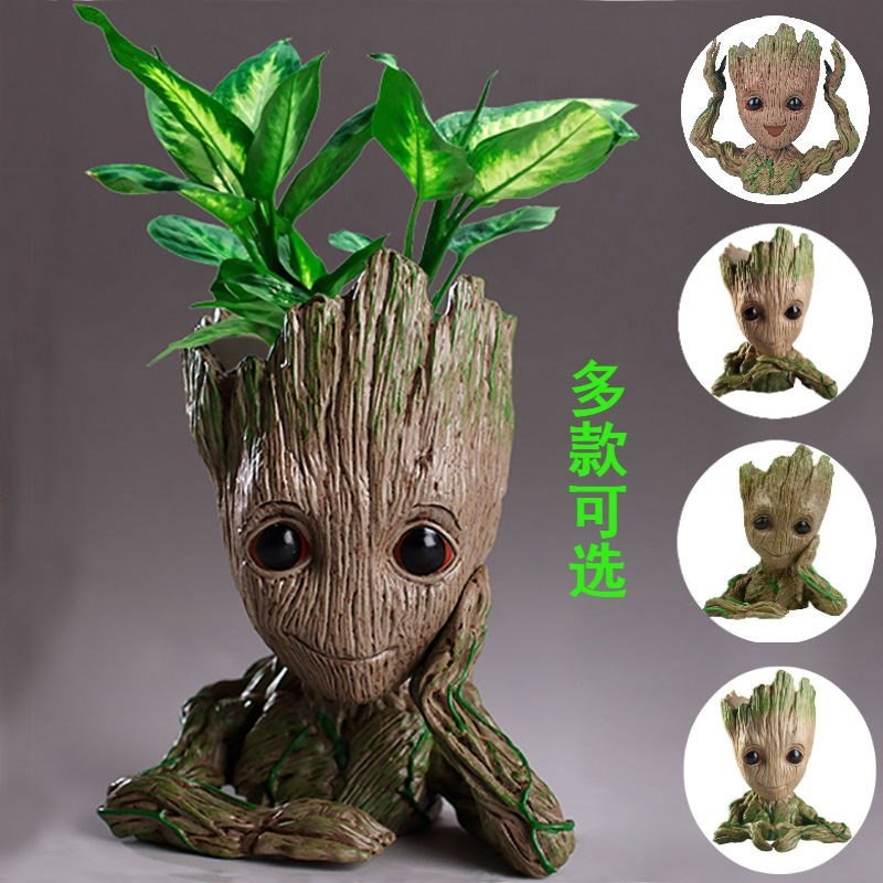 Usd 12 47 Little Tree Man Grut Flower Pot Multi Meat Small Number Cute Cartoon Groot Potted Ornament Sprite Wholesale From China Online Shopping Buy Asian Products Online From The Best Shoping Your cartoon man stock images are ready. tree man grut flower pot multi meat