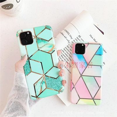 New marble iPhone 12 mini cover 11 pro case 12pro max casing