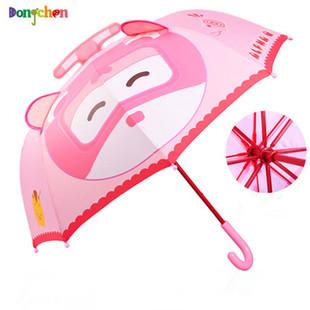 【婴童小将】儿童晴雨两用卡通雨伞