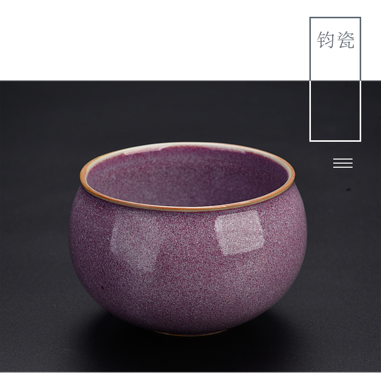 Ancient up your up tea wash cup wash to household ceramic kung fu tea tea cups to wash cup water jar Japanese cup washing water