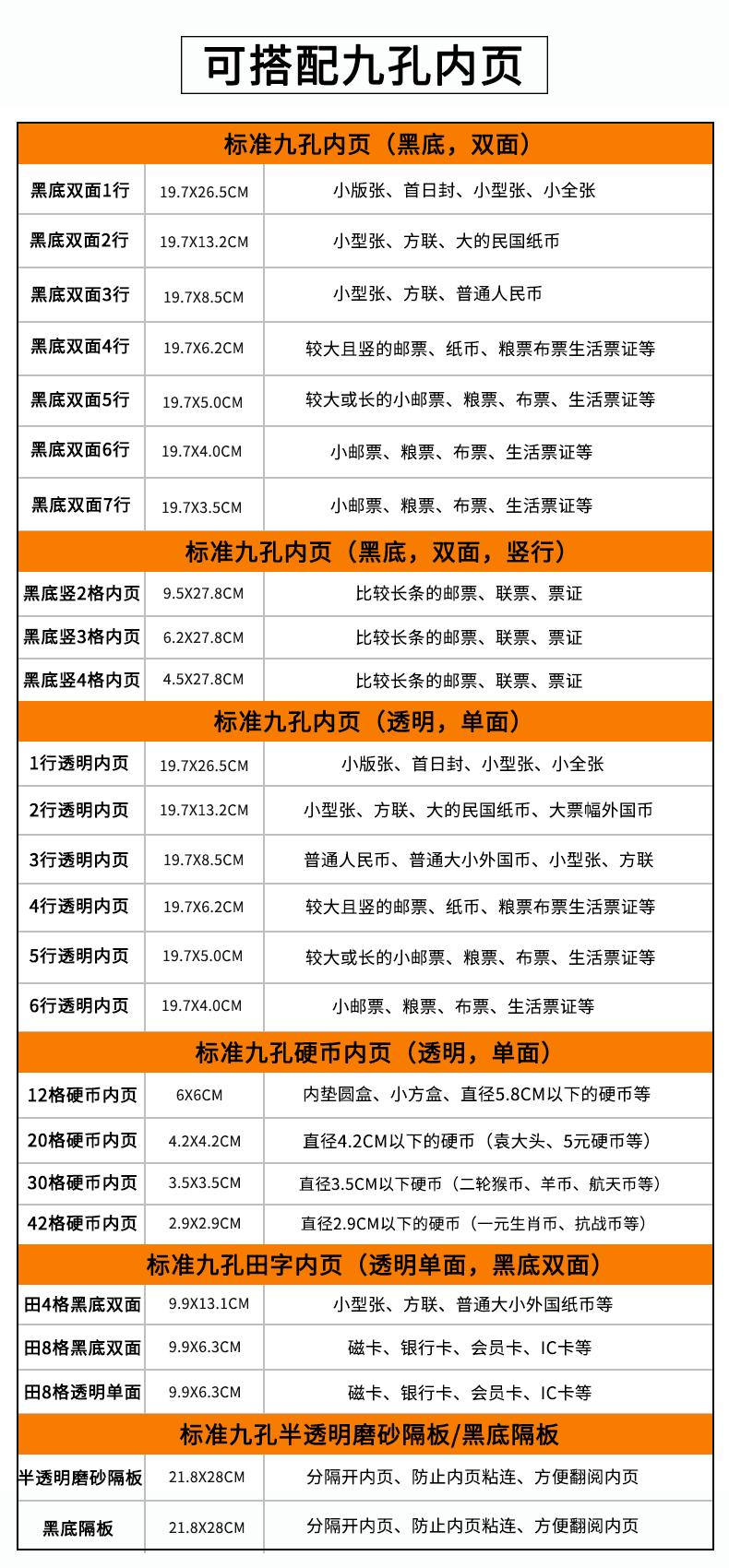 #熱賣店家#明泰PCCB豪華竹節多功能錢幣收藏冊紙幣硬幣二合一防氧化保護冊(200元起購)