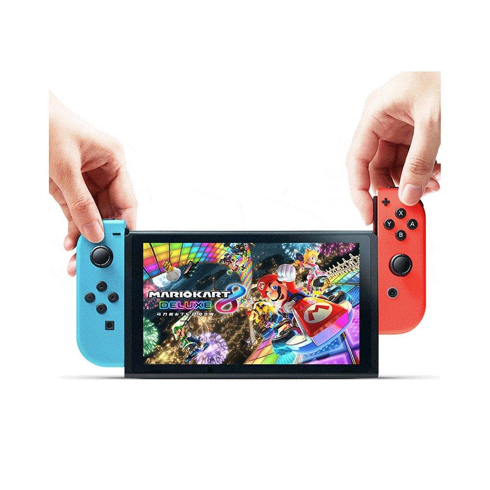 日本直邮Nintendo/任天堂Switch掌上游戏机NS红蓝手柄续航增强版