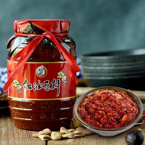 【恒星】红油豆瓣酱2.2斤