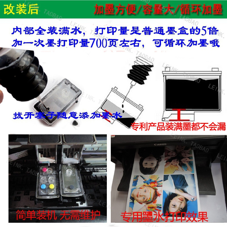 how to change ink cartridge canon mg2400