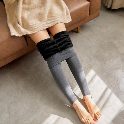 拍两件【范衣奇秀】自发热加绒一体裤