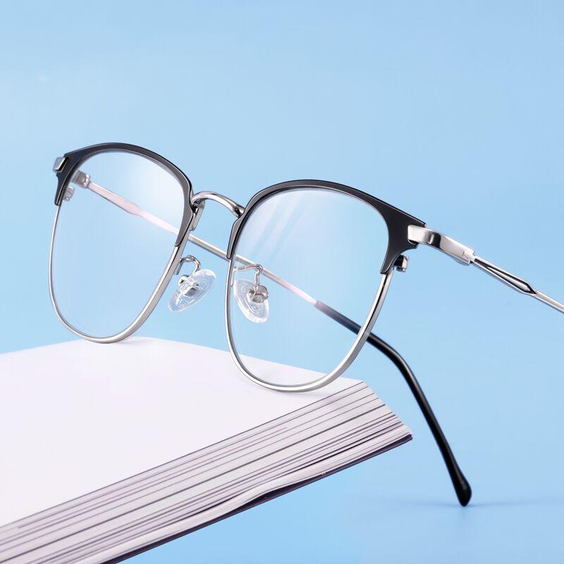 【可配度数眼镜仅58!】乐申时尚近视眼镜-秒客网