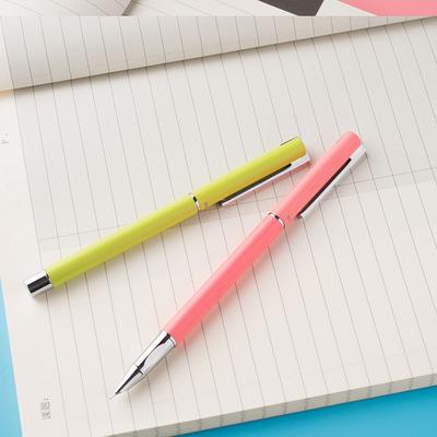 永生金属钢笔学生用正品练字礼盒套装正姿墨水墨囊办公书写男女免费刻字