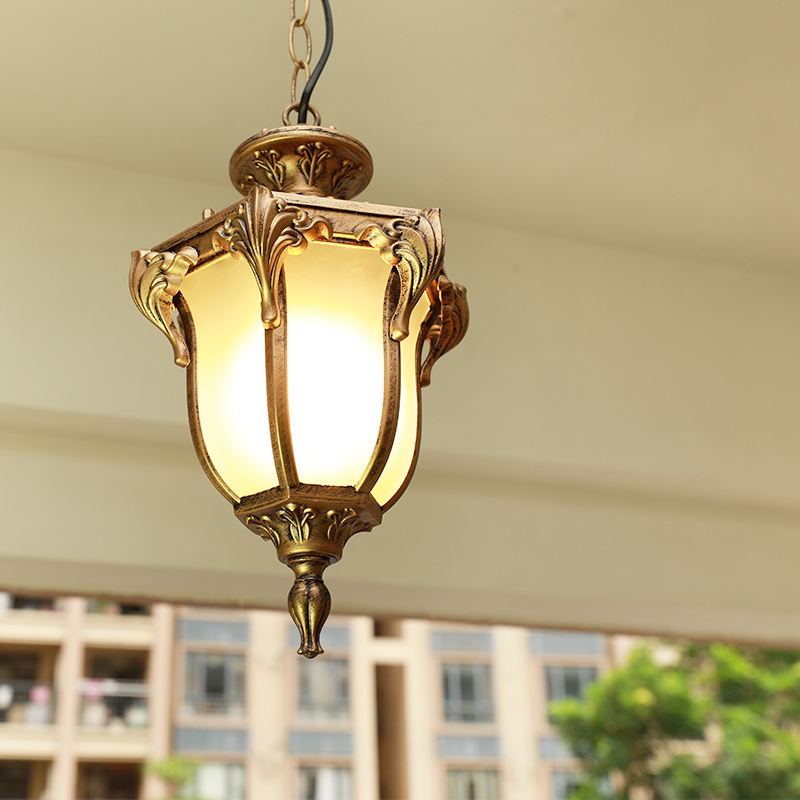 Lamp Corridor Creative Outdoor Lighting
