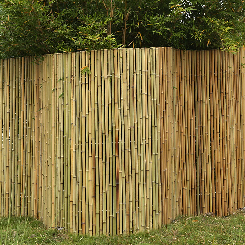 Outdoor fence fence Japanese style flower fence bamboo fence fence garden  garden bamboo bamboo wall bamboo wall bamboo fence