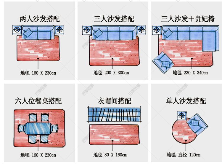 美式轻奢华地毯大马印花门口地垫门垫脚垫防滑垫家居客厅卧室床边详细照片