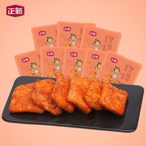 黄渤代言正新即食香辣鸡排160g