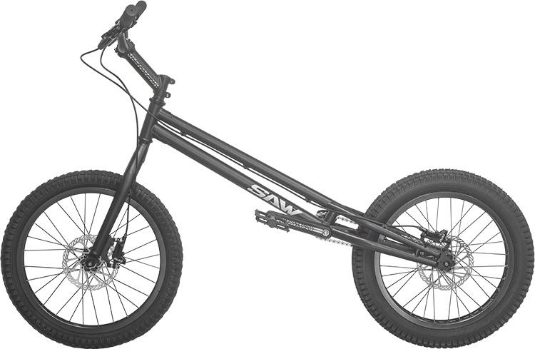 SAWBIKE HYPARTBOX 20-дюймовый альпинистский уличный альпинистский уличный автомобильный велосипед