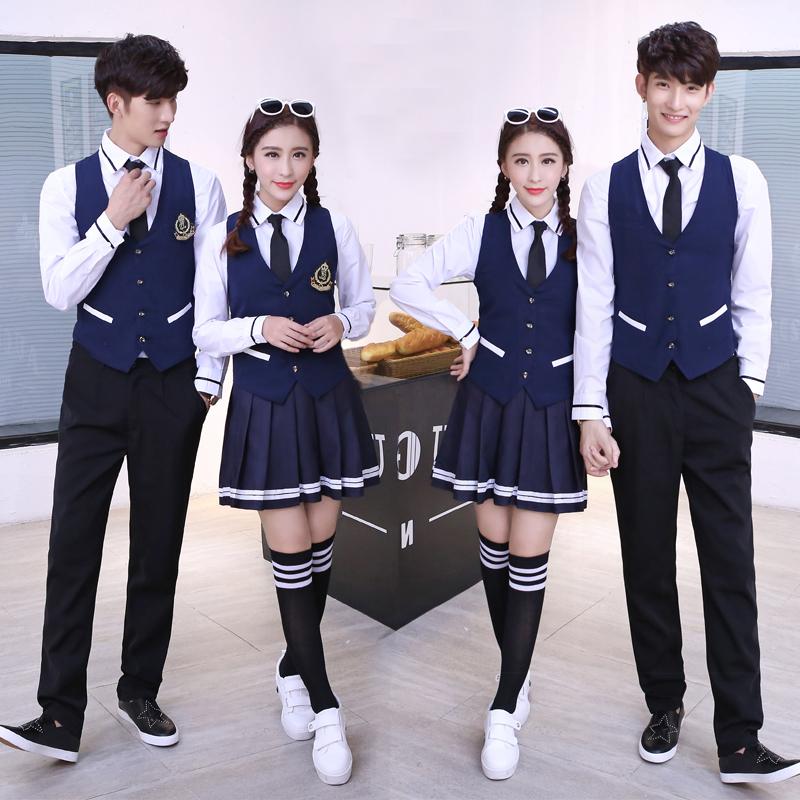 Junior High School High School Student Uniforms Suit