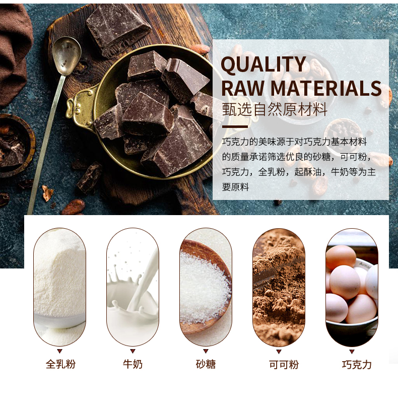 日本顶级伴手礼 摩洛索夫 坚果黑巧克力礼盒6颗 图5