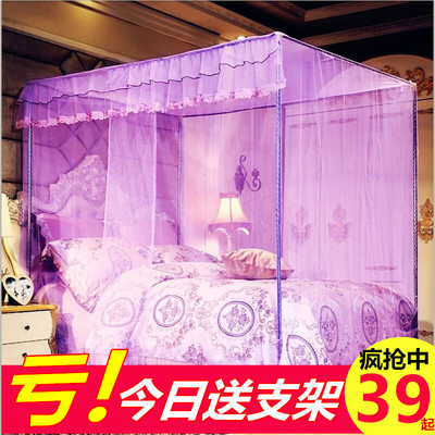 Single open door with a single house with 1.5 m 1.8M bed floor set 1.2 princess wind encryption account 2 meter bed